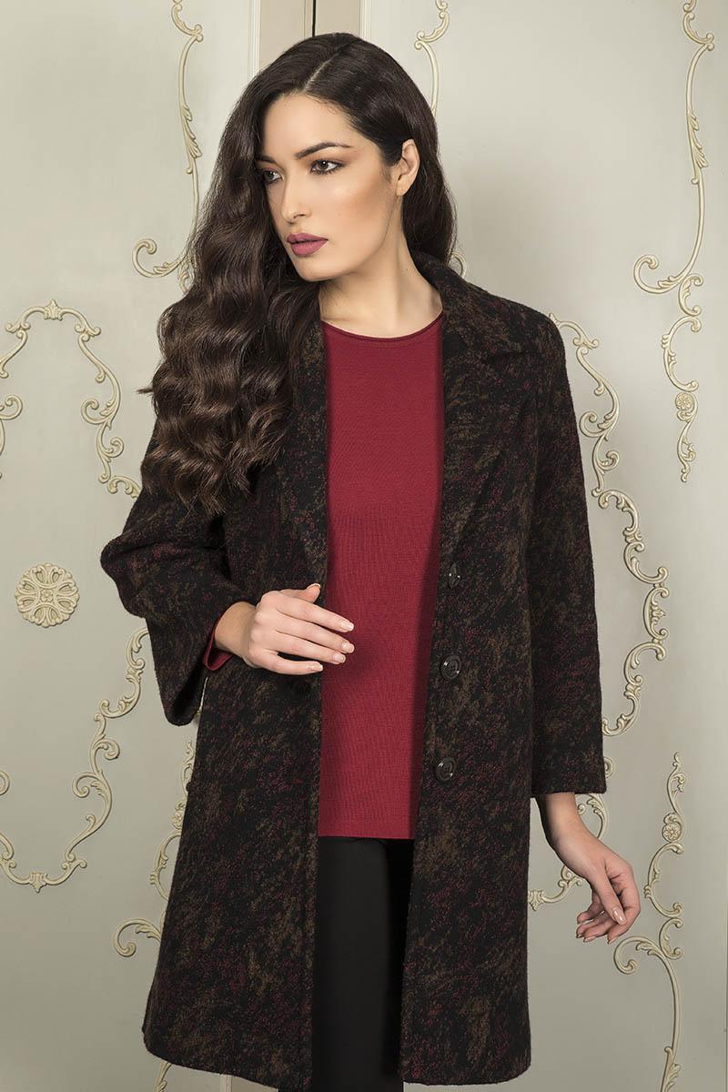 Aldo Colombo Collezione 2019 2020 giacca e maglia di lana