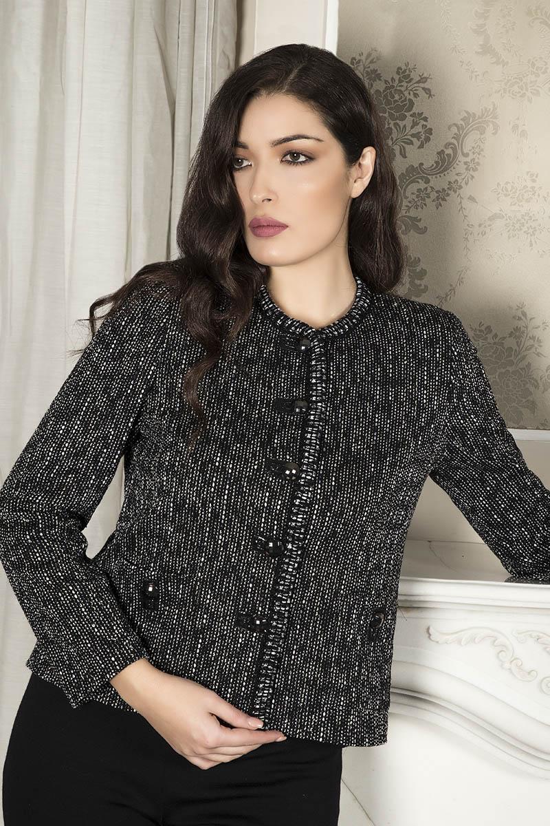 Aldo Colombo Collezione 2019 2020 giacca lana elegante