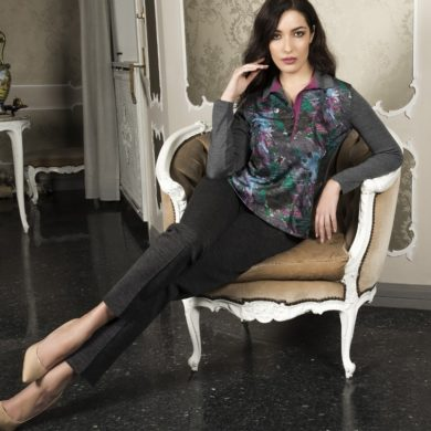 maglia donna