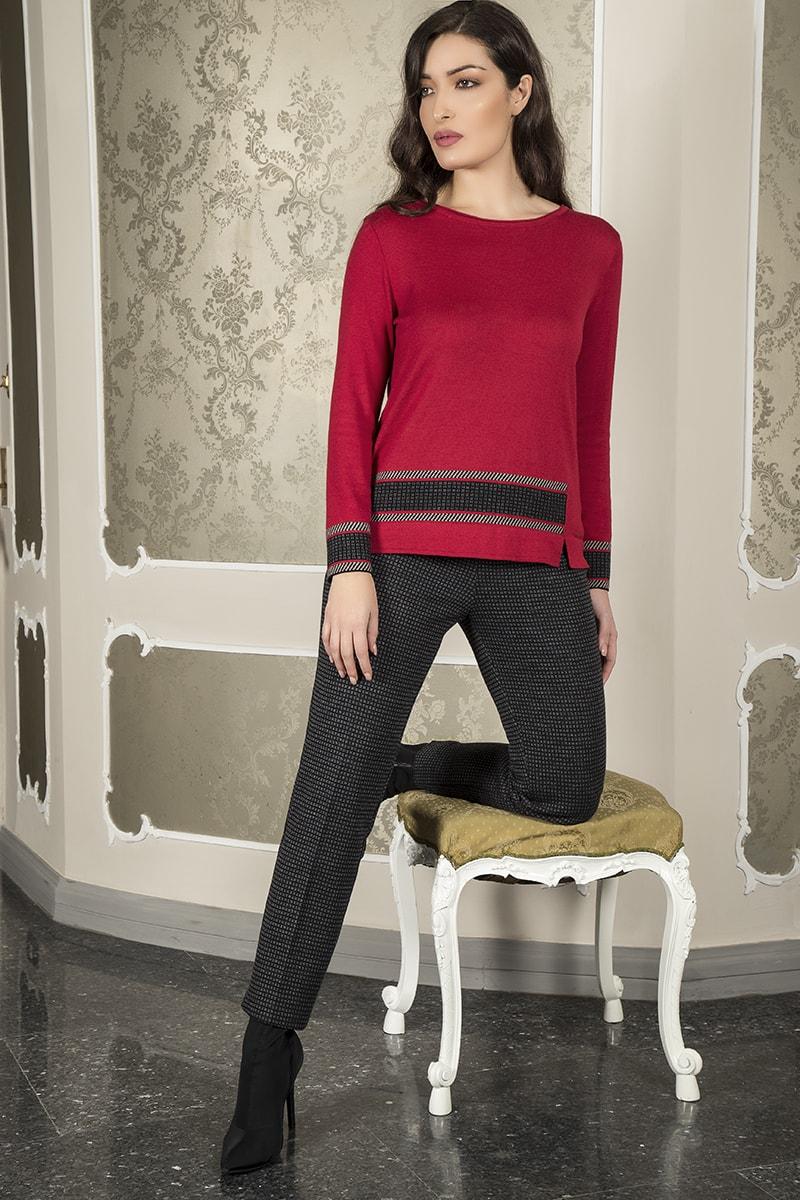 maglia rossa Aldo Colombo